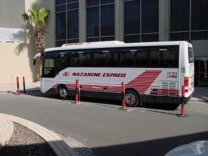 Our Tour Bus